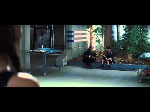 Catching Fire Training Scene(HD)
