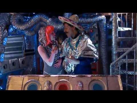 INTERSTELLAR INTERCOURSE - A Space Sex Odyssey (Karaoke Fun Time Sing-A-Long!!!)