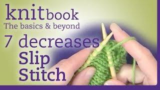Knitbook: Slip Stitch