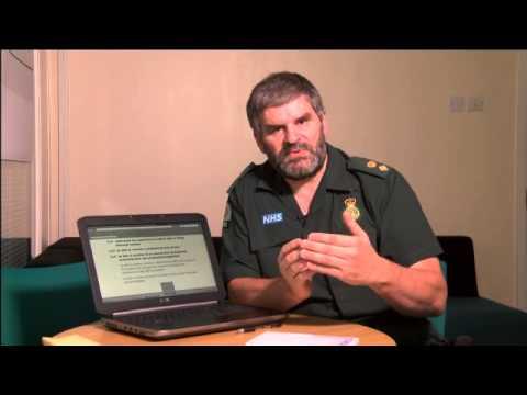 London Ambulance Service HCPC recruitment film