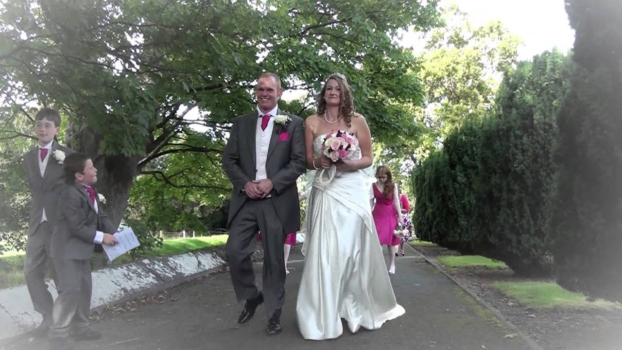 North Wales Wedding Video By David Francis Pictures Prestatyn
