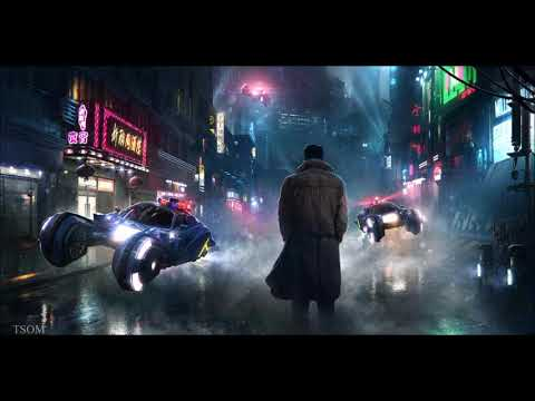 Cyberpunk & Dystopian Music Compilation | 1-Hour Ambient Music Mix