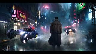 'Cyberpunk & Dystopian' Music Compilation | 1-Hour Ambient Music Mix