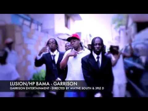 LUSION FT HP BAMA - GARRISON (RAW)