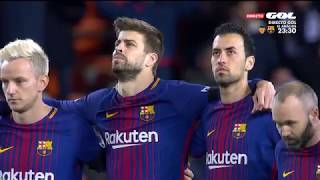 Valencia vs. Barcelona (08/02/2018) COPA DEL REY - HD Full Match