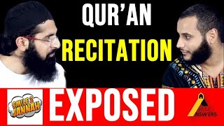 Mohammed Hijab Exposes Smile 2 Jannah:Mocks Qur'an Recitation of the Khalifa and Hazrat Muhammad(sa)