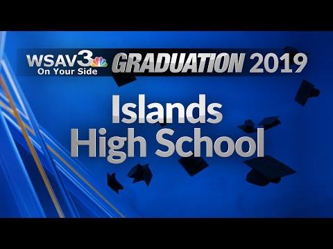 Islands High School 2019 Graduation