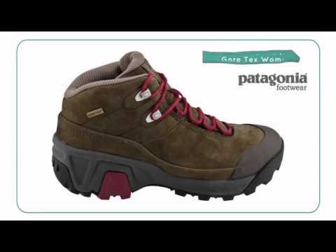aff11f7e Patagonia P26 Mid Gore Tex Women - Planetshoes.com - YouTube