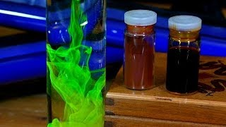 Repeat youtube video How to Make Fluorescein from Highlighter Markers