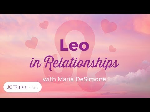 Leo In Relationships & In Bed