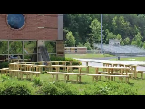 Knox Central High School's Outdoor Classroom - May 10, 2017
