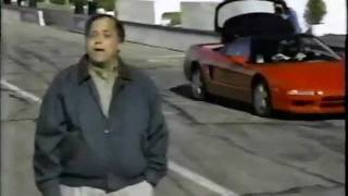 1990 Acura NSX Preview