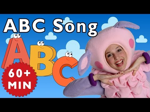 ABC Song and More  Nursery Rhymes from Mother Goose Club!