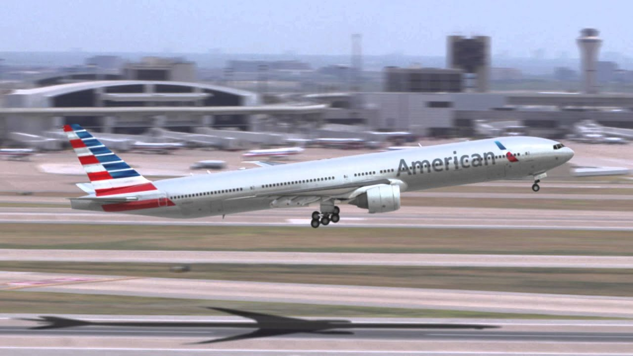 Boeing 777 Wallpaper Hd American Airlines New Livery On The 777 300er Youtube