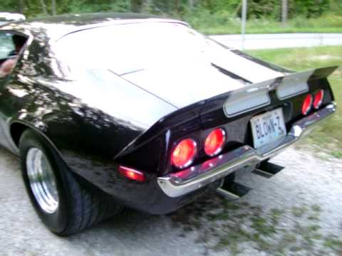 camaro 73 Z28 pt 2 new 509 blown