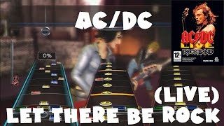 AC/DC - Let There Be Rock (Live) - AC/DC Live: Rock Band Track Pack Expert Full Band