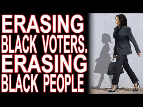 "White Media Begins Erasing Black Women's Election ""Victory"" & Past!"