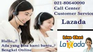 Customer Service Lazada Hacking Post Cute766