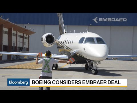 Boeing Considers Embraer Deal for Small Jet Market