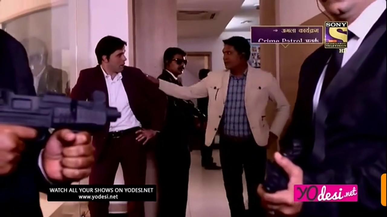 'CID' TV Series - Death in Mid-Air / Khooni Aasmaan (Pt3), w/Aditya  Srivastava & Zachary Coffin