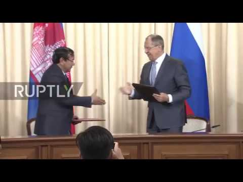 Russia: 'Hot heads will cool down' - Lavrov questions US foreign policy