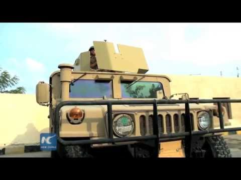Police conscript killed by IED, five injured in Egypt's North Sinai