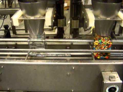 Plastic Jar Filling / Lakewood Process Machinery