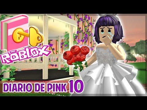 ROBLOX - Kepu me pide matrimonio  - El diario de Pink - Roleplay - 10