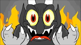 Cuphead Animation (The Devil's Swing)