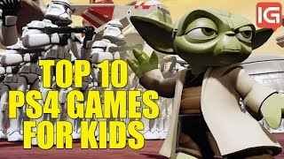 Top 10 Ps4 Games For Kids