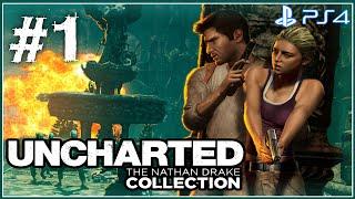 Uncharted The Nathan Drake Collection - Drake