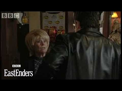 Alfie Arrives On Albert Square | EastEnders | BBC