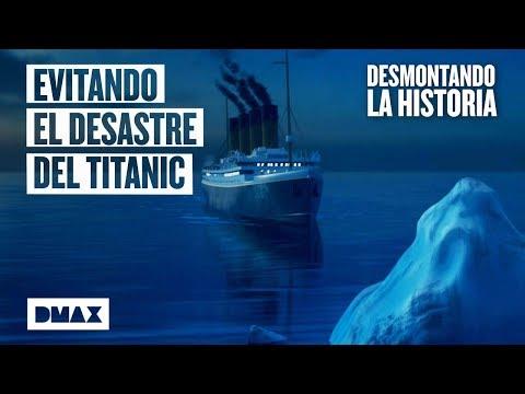 Qué debía haber hecho el Titanic para no hundirse