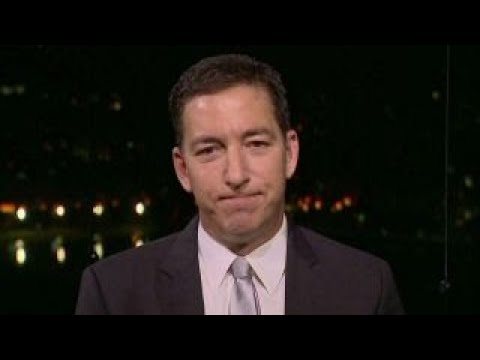 Greenwald: Journalists eagerly manipulated on Russia story