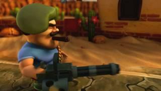 Guerrilla Bob Debut Trailer