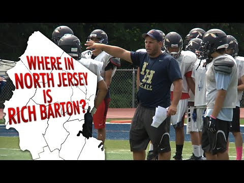 Where in North Jersey is Rich Barton?: Preseason Edition - Indian Hills Football (8/18/16)