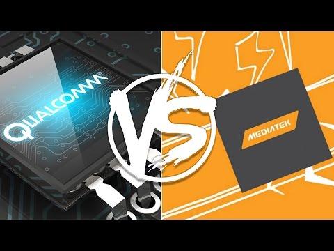 Mediatek против Qualcomm что лучше и почему? Битва MTK и Snapdragon.