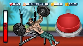 Iron Muslce 2 - The Beach / bodybuilding and fitness game