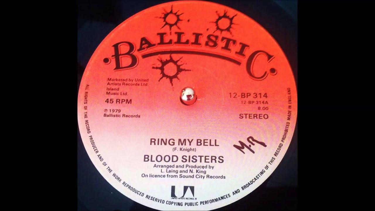 12 ring my bell bell