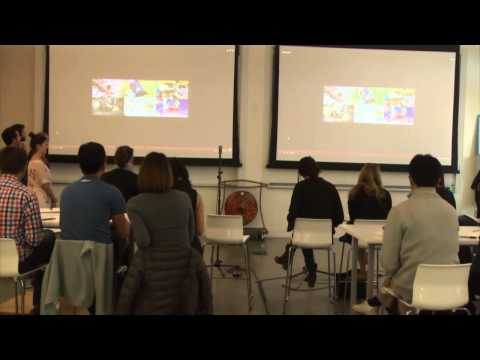 Stanford Design School Presentations
