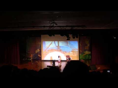 Treasure Island - The Stage Performance