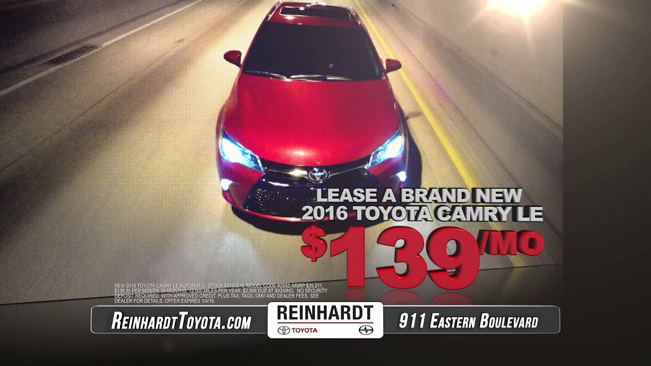 Reinhardt Toyota   Montgomery, AL   Toyotathon Is On