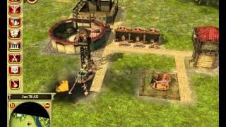Civ City Rome - Episode 1 (Peaceful)