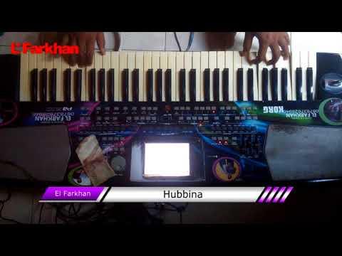 Hubbina Karaoke & Lirik cover by El Farkhan Kebumen