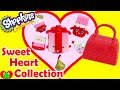 Shopkins Sweet Heart Collection with 6 Exclusives