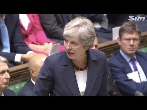 PMQs: Theresa May quizzed on the latest Novichok findings