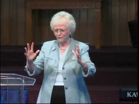 Part 1  of 4 - Aldersgate Renewal Ministries - Supernatural Ministry - Rev Dr Diana DeWitt