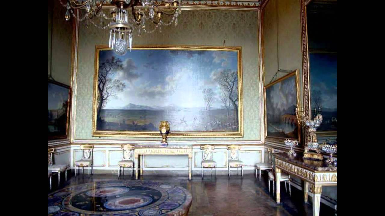 Reggia di caserta interni 2 youtube for Arredatori di interni