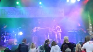 Malky - History Of Broken Hearts - Theatron Pfingstfestival Munich 2014-05-24