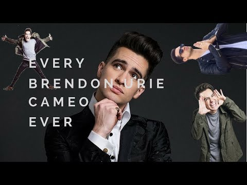 EVERY Brendon Urie Cameo EVER